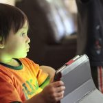 Are You Using a Tablet to Keep Your Kid Occupied