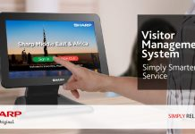 Sharp Visitor Management System